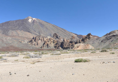 Where Is Atlantis - Mt Teide