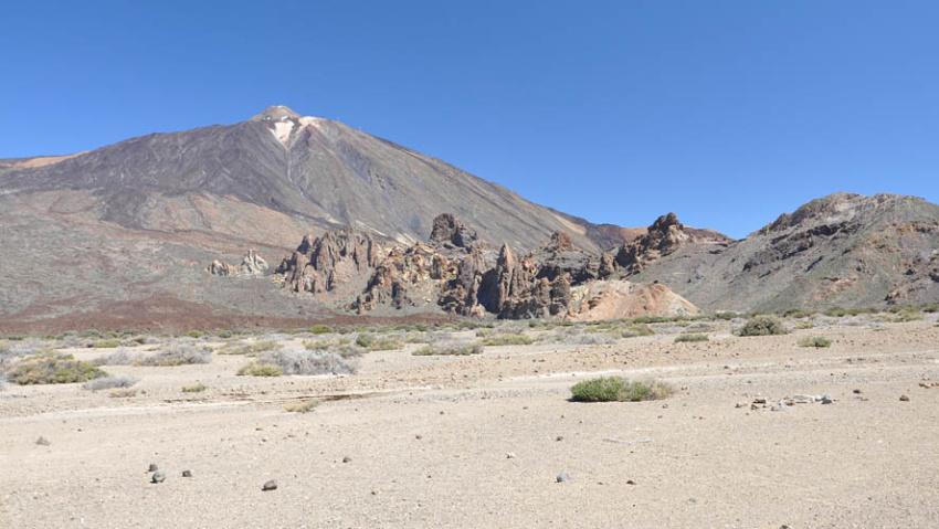 Where Is Atlantis - Mt Teide