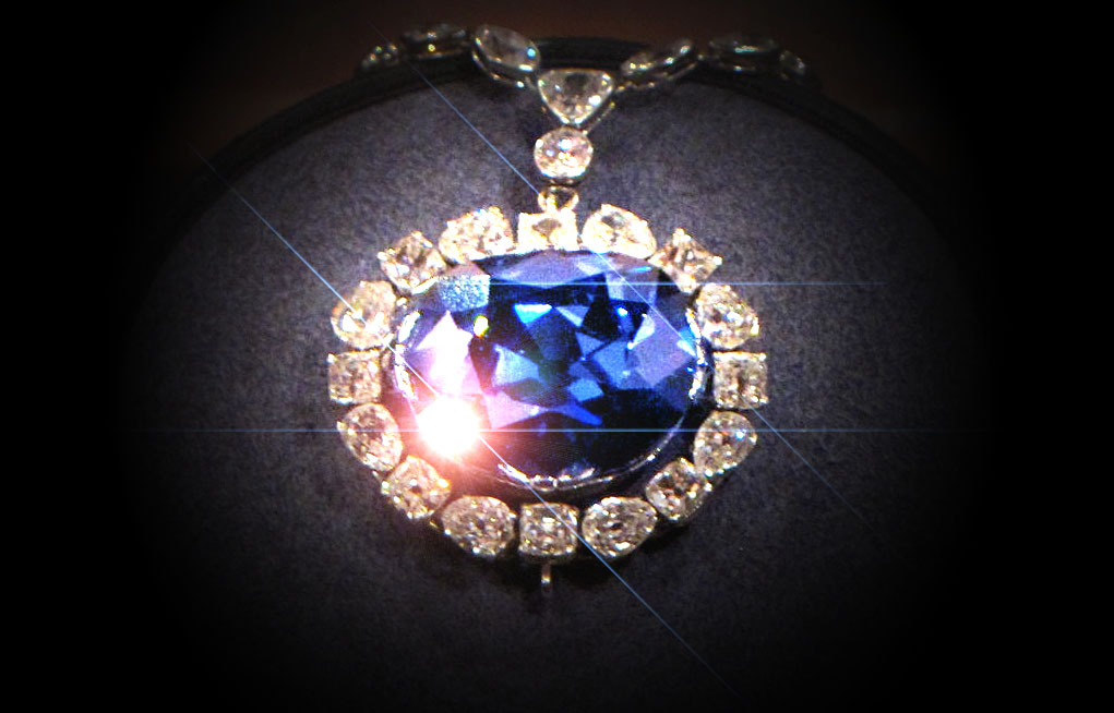 The Cursed Hope Diamond of India
