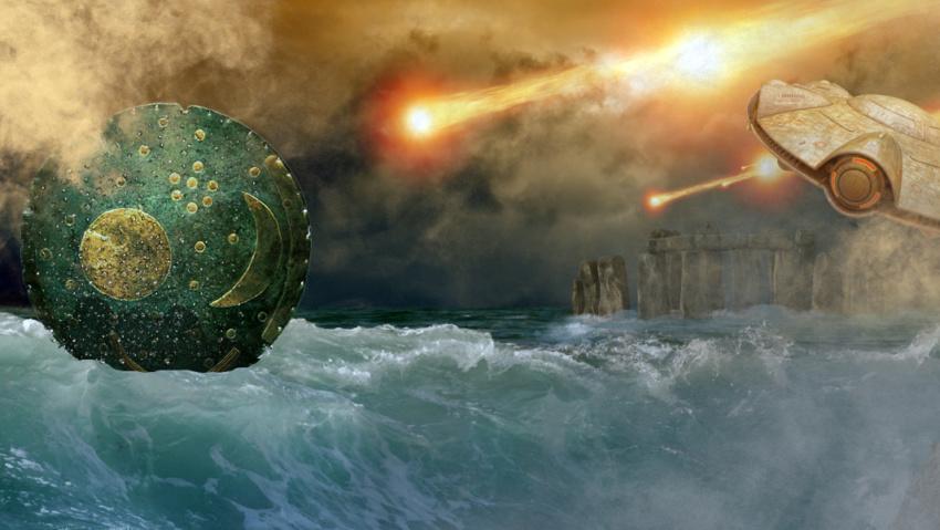 Nebra Sky Disk Theories