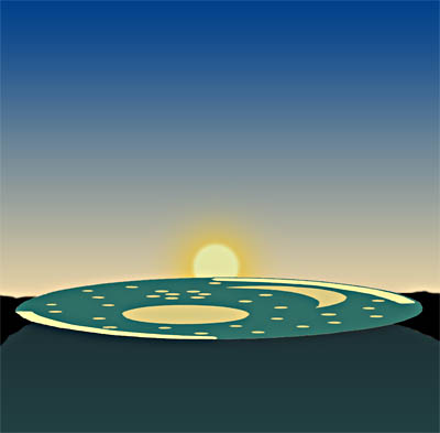 Nebra Sky Disk Calendar