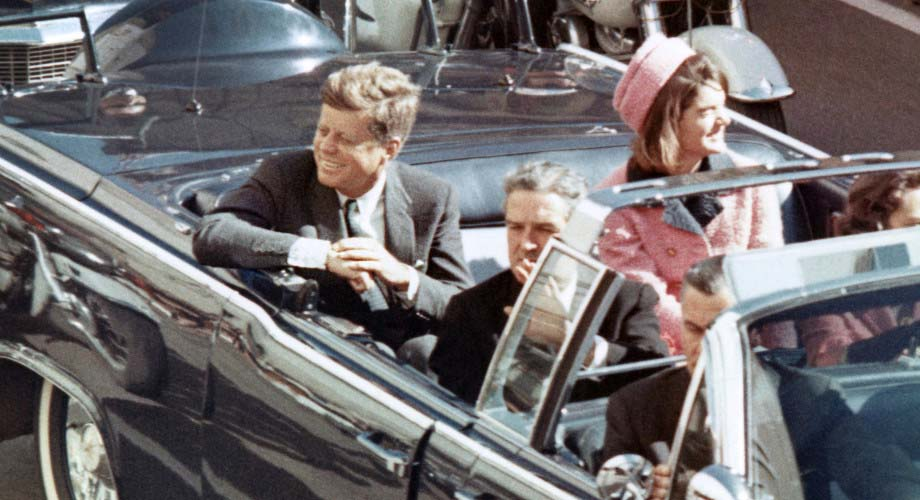 Strange Death of John F Kennedy